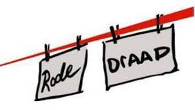 Klassement Rode draad (Spel 13)